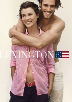 American Idle: The Stenmark Twins For Lexington Company!