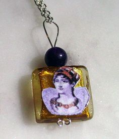 Josephine Bonaparte of France with Onyx (2011 inventory, sold)