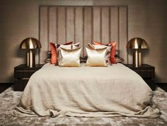 Ritz | Producten | Eric Kuster | Metropolitan Luxury Hotel Bed, Bed Furniture, Home Collections, New Homes, Home Decor, Bedroom Furniture, Decoration Home, Room Decor, Home Interior Design