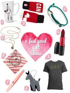 9 Feel-Good Holiday Gift Ideas