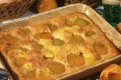 Clafoutis aux abricots traditionnel
