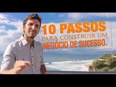 Passo 1 - 10 Passos Para Construir um Negócio Online