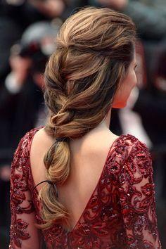 Penteados do Festival de Cannes
