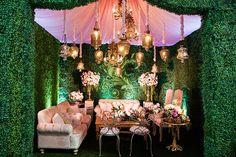 Moroccan inspired reception   Disney weddings
