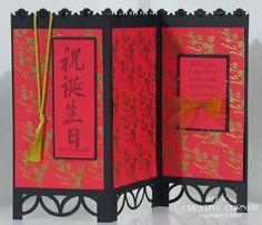 ** Chinese New Year Card @alexscreativecorner