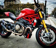 Ducati Monster 1200S DOC DCE Barcelona 2015