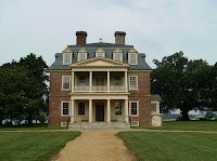 Shirley Plantation on the James River in VA. It dates back to 1613, but the current structure was built in 1723. This is VA's oldest plantation and the 12th generation heir still owns it. Robert E. Lee's mother was born and raised here.