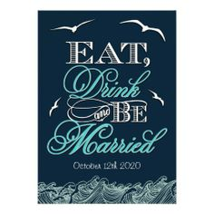Navy Blue  Aqua Nautical Wedding Invitations DealsReview on the This website by click the button below...