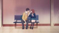 Ao Haru Ride - Futaba and Kou