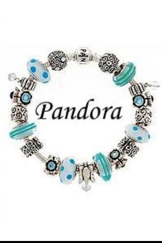 on my wish list this year Pandora bracelet!!