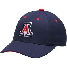 Top of the World Arizona Wildcats Navy Blue Triple Conference Adjustable Hat - $19.99