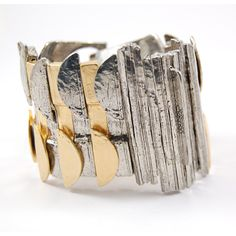 Anne Marie Chagnon cuff Fermin available at lbvgallery.com