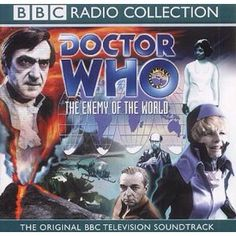 13). The Enemy of the World. Read by Frazer Hines