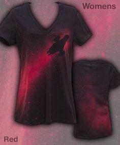 Firefly Serenity Sumi E Women/'s T-Shirt