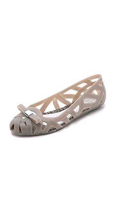 MELISSA Melissa Women'S Jean Jason Wu Flats. #melissa #shoes #flats