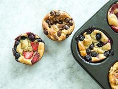 Magical Blender Muffins