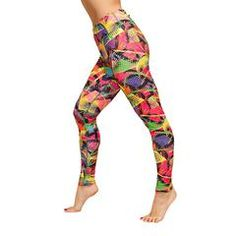 e8f26a0bd81bc4 Funky Patterned Gym Leggings   Running Tights