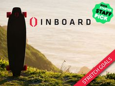 The Monolith: World's First Skateboard with In-wheel Motors's video poster