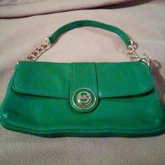 Michael Kors Green Bag Green in color Michael Kors Bags