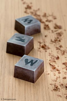 Cioccolatini Tiokorete: Nutella