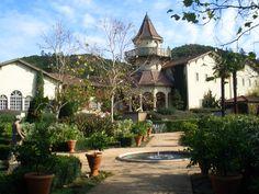 Chateau St. Jean Winery, Sonoma, CA 3 stars