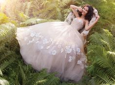 Bridal Gowns, Wedding Dresses by Jim Hjelm - Style jh8561