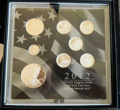 2012, 2013, 2014 Limited Edition Proof Sets Awesome HAVE A LOOK