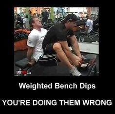 Gym idiots
