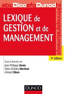 Lexique de gestion et de management-2016