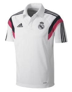 b24cf289b57 real madrid training polo white Real Madrid Official Merchandise Available  at www.itsmatchday.com