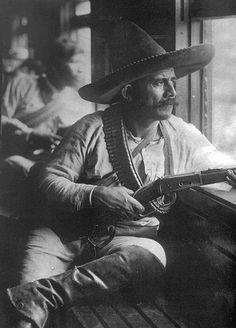 The Mexican Revolution, 1914 by photographer Agustín Victor Casasola. Mexican American, American History, American War, Westerns, Mexican Revolution, Pancho Villa, Mexico Culture, Diego Rivera, Mexicans