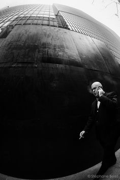 Mr. Busy by Stéphane Berla on 500px