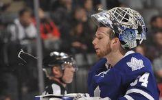 James Reimer, Carolina Hurricanes vs. Toronto Maple Leafs - Photos - January 19, 2015 - ESPN