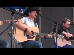 Aaron Pritchett. Hold My Beer. Met him at CCMA 2013! Amazing time