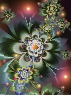 Strange Flower by ~pinkal09