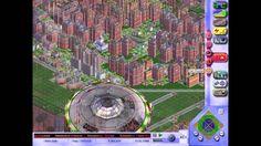 SimCity 3000 PC 1999 Gameplay