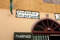 Farmácia Portuguesa na antiga Mazagão