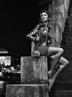 Gisele Bundchen by Karl Lagerfeld for Chanel S/S 2015 Chanel 2015, Gisele Bundchen, Karl Lagerfeld, Dresses, Fashion, Vestidos, Moda, Fashion Styles, Dress