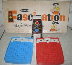 Fascination, Remco's Fascination. Fascination, the game we love to play. STILL one of my favorite games. What we played before there was Ninetendo. Just as exciting. Well...almost :-)