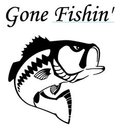 This Is Best Bass Clipart Fish Black And White Free Clip Art Images For Your Project Or Presentation To Use Personal Commersial