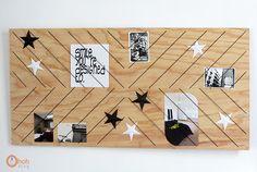 DIY Memo board | Ohoh Blog - diy and crafts
