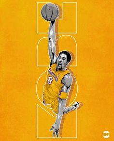 Kobe Bryant Quotes, Bryant Basketball, Black Mamba, Sports Art, Nba Players, Los Angeles Lakers, Lebron James, Disney Characters, Creative