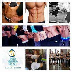 Un abdomen funcional no sólo necesita fuerza, también TONO... La separación de los músculos rectos se llama DIÁSTASIS y no importa si son fuertes músculos, pueden no estar cumpliendo su función de faja y contención de presiones  MÉTODO HIPOPRESIVO CBA.ARG Lic Daniela Gualtieri Cel. 351-155576033