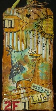 Treasured Moments of Inspiration: Bird Crazy Selected for Tim's Blogworthy Links