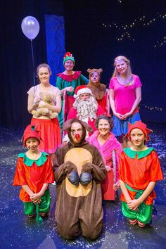 The Santa Claus Show, Tim Bray Productions, Pumphouse Theatre, Takapuna, Auckland, New Zealand, Friday, December 05, 2014.