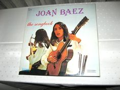 Joan Baez - The Songbook FRANCE 1977 4 x Lps mint