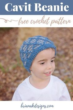 Looking for a crochet hat pattern for kids that is free and easy? This crochet beanie pattern makes the cutest beanie for boys or girls. It is beginner- level so it is a simple and quick crochet project you can make for kids. This adorable and cozy crochet hat is the perfect accessory this winter! This cable pattern comes in sizes from baby to adult. It makes a great weekend project!