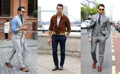 David Gandy's London Collections Men highlights - Telegraph