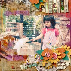 Flower Power Template by Angelclaud ArtRoom http://shop.scrapbookgraphics.com/acart-flowerpower.html; and Saffron Kit by Studio Captivated Visions http://shop.scrapbookgraphics.com/Saffron-digital-scrapbook-kit.html