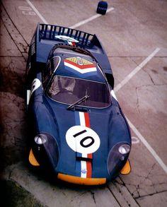 1968 Renault Alpine A220